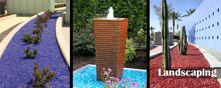 - The Garden Of Glass, Landscape, Terrazzo, Fireplace, Aquarium, & More